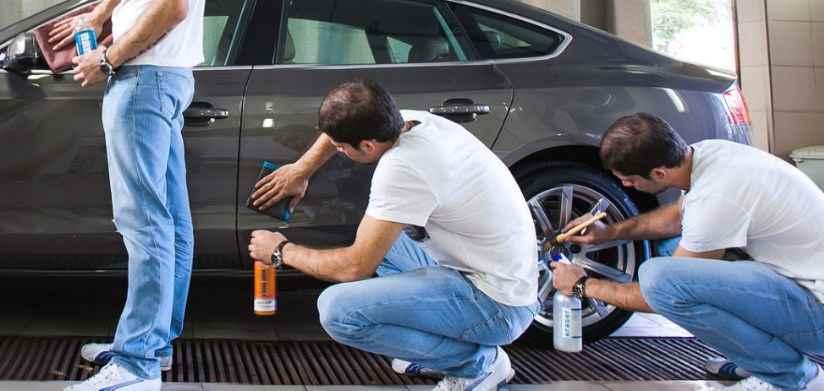 Подготовка авто к осмотру